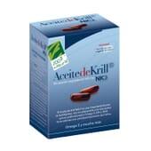 ACEITE DE KRILL NKO®  90 Caps de Cien por Cien Natural