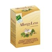 Allergyless 60 Capsules Végétales - Cien por Cien Natural - Système immunitaire