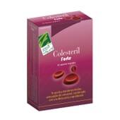 Colesteríl Forte 30 Vcaps da Cien Por Cien Natural