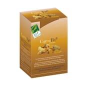 CurcuFit 60 Vcaps - Cien por Cien Natural - Antiinflamatorio natural