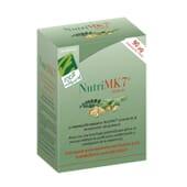 NutriMK7 90mcg 60 Perlas - Cien por Cien Natural - Menaquinona 7