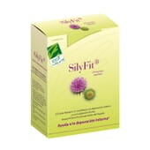 Silyfit 60 Vcapsule 60 Caps de Cien Por Cien Natural