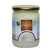 ACEITE DE COCO VIRGEN ECOLÓGICO 500ml de Cien por Cien Natural