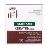 KERATINCAPS 30 Caps de Klorane