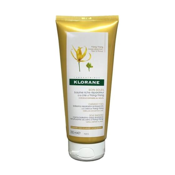 Baume Réparateur à la Cire d'Ylang Ylang 200 ml - Klorane