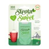 STEVIA SWEET 300 Tabs de Hermesetas.