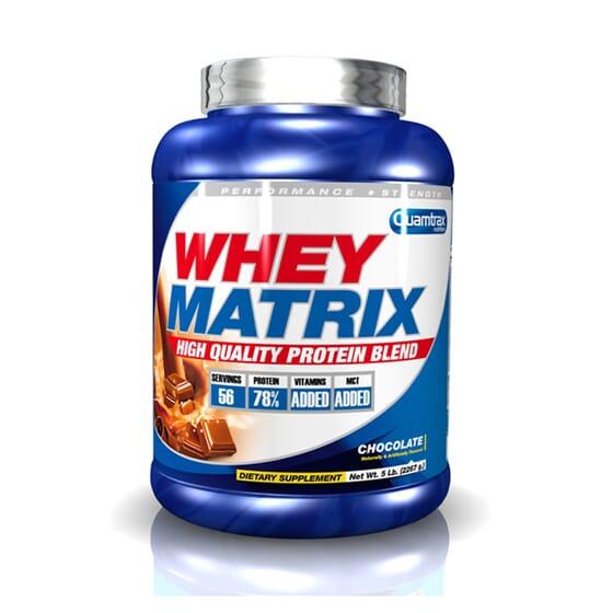 Whey Matrix 2,26 Kg da Quamtrax