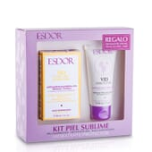 KIT HUILE FRUIT DE LA PASSION ET RAISIN + EXFOLIANT VISAGE TRIPLE ACTION 1 Coffret d'Esdor