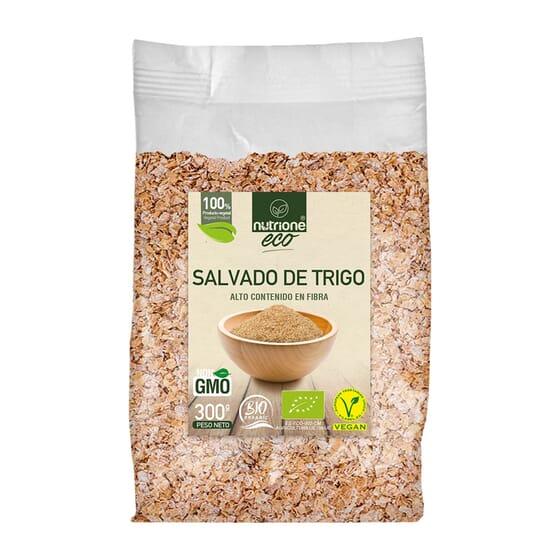 Son de Blé Bio 300 g - Nutrione ECO - 100 % Bio