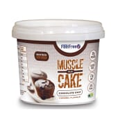 MUSCLE MUD CAKE CHOCOLATE CHIP 65g da Feel Free Nutrition