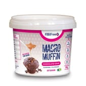 MACRO MUFFIN CAKE CHOCOLATE CHIP 50g da Feel Free Nutrition