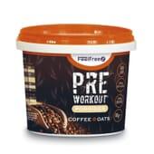 PRE WORKOUT PORRIDGE COFFEE AND OATS 85g da Feel Free Nutrition