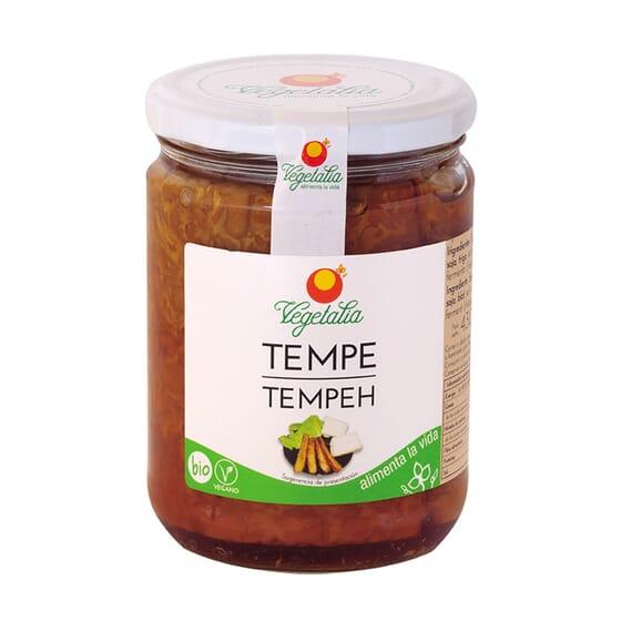 Tempeh Pot en Verre Stérilisé Bio 250 g - Vegetalia