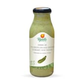 Crema de Calabacín con Alga Wakame Bio 500ml - Vegetalia