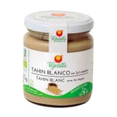 Tahín Blanco sin Sal Bio 210g - Vegetalia - 100% Sésamo Ecológico