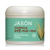 Jason Crema Hidratante Aloe Vera 84% 113g - Biodegradable