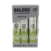 Bolero Melón con Stevia 12 Sticks - ¡Bebida refrescante!