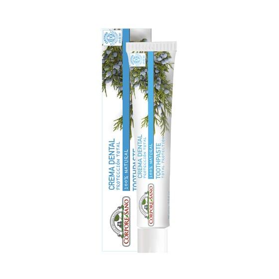 Dentifrice Protection Totale 100 % Naturel 75 ml - Corpore Sano