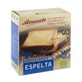 Biscotes de Espelta Bio 270g - Arrasate - Pan ecológico