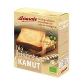 Biscotes de Kamut Bio 270g - Arrasate - Pan ecológico