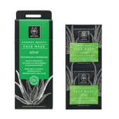 Apivita Express Beauty Masque Visage Hydratant Aloe