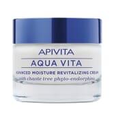 Apivita Aqua Vita Crema Hidratante Revitalizante Piel Muy Seca
