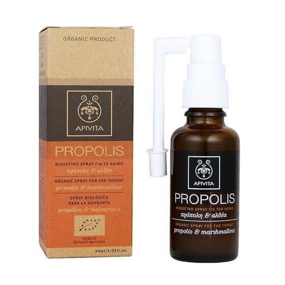 Propoli Spray Biologico per la Gola 30 ml de Apivita