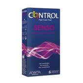 Control Senso 6 Ud - El preservativo más fino y natural