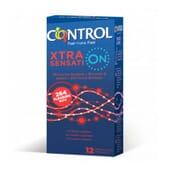 Control Xtra Sensation 12 Ud - Preservativos con puntos de placer