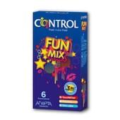 Control Fun Mix 6 Ud - ¡3 variedades diferentes!