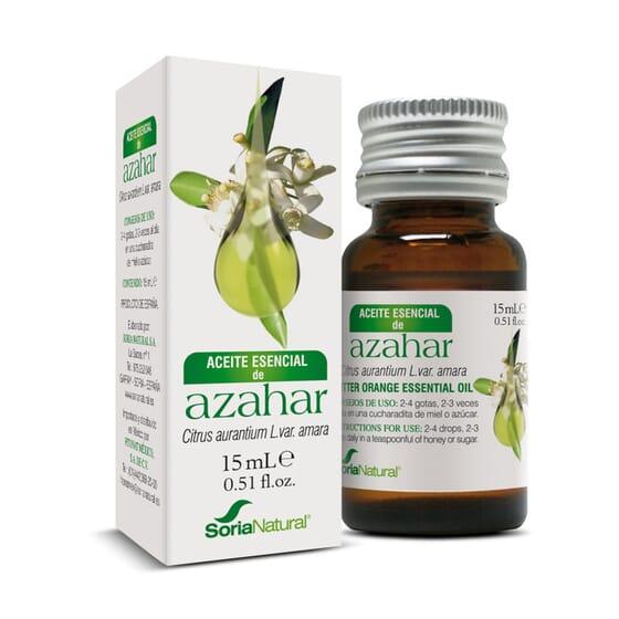 Óleo Essencial De Azahar 15 ml da Soria Natural