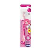 Escova Dental 3-6 Anos Rosa 1 Ud da Chicco