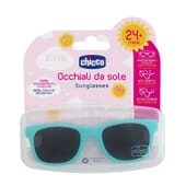 Chicco Lunettes de Soleil 24M+ Turquoie 1 Unité - Inclut un étui à lunettes !