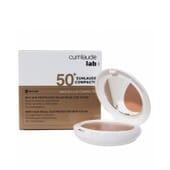 Sunlaude Maquilhagem Compacta SPF50+ Tom 02 Medium 10g da Rilastil-Cumlaude