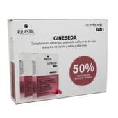 Gineseda Double Pack 2 Unità 30 Capsule di Rilastil-Cumlaude