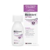 BEXIDENT BAIN DE BOUCHE APHTES 120 ml