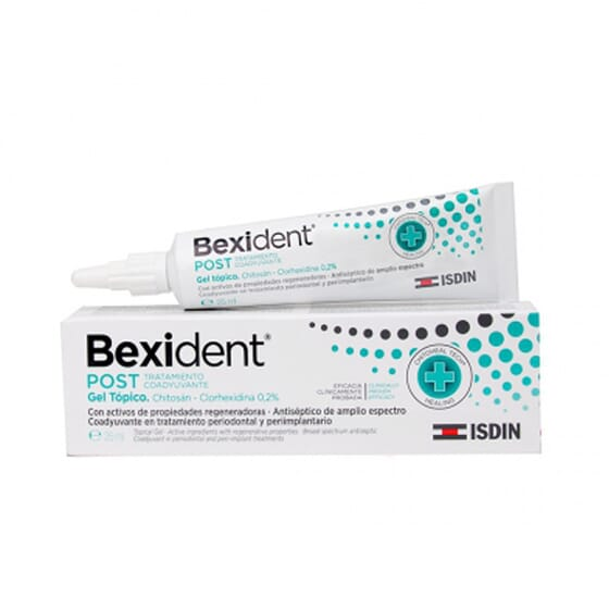 BEXIDENT POST GEL TOPIQUE TRAITEMENT 25 ml