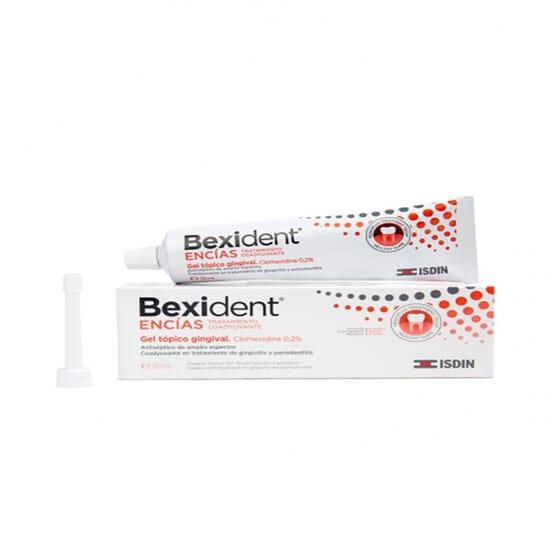 BEXIDENT GENCIVES GEL TOPIQUE TRAITEMENT 50 ml