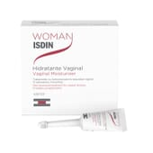 WOMAN HYDRATANT VAGINAL 12 U x 6 ml de Isdin