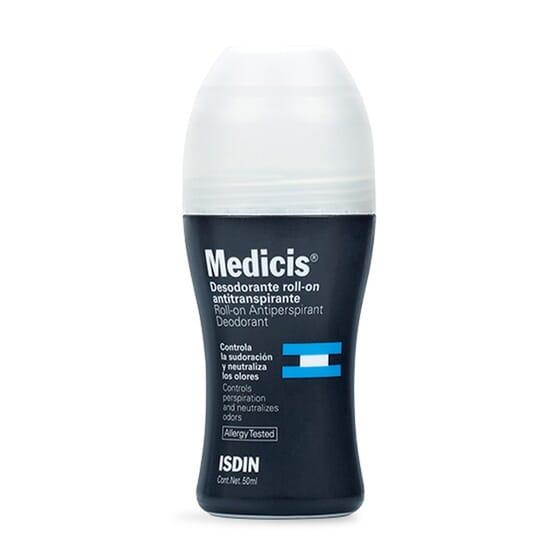 Medicis Deodorante Roll-On Antitraspirante 50 ml di Isdin