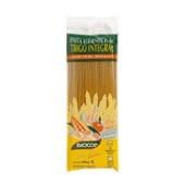 Espagueti Trigo Integral 500g - Biocop - 100% Ecológico