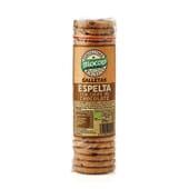 GALLETAS DE ESPELTA CON CHIPS DE CHOCOLATE 250g de Biocop