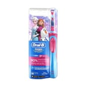 Oral-B Escova De Dentes Recarregável Stages Power Frozen +3 Anos  da Oral-B
