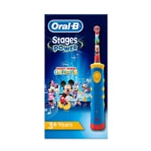 Oral-B Cabeça De Recarga Stages Power Mickey Mouse 3 Un da Oral-B