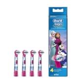 Oral-B Cabeça De Recarga Stages Power Frozen 4 Un da Oral-B