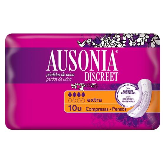 Ausonia Discreet Extra 10 Unités de Ausonia
