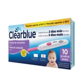 Clearblue Teste Ovulação Digital 10 Un da Clearblue