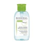 Bioderma Sébium H2O Pump Solução Micelar De Limpeza 500 ml da Bioderma