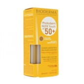 BIODERMA PHOTODERM NUDE TOUCH SPF50+ COLOR DORADO 40ml