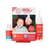 Pack Anti-poux Elimax Solution 100 ml + Retiramax Après-shampooing